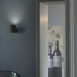 Vital Wall/Ceiling Light (Grey/Small) - OPEN BOX RETURN