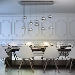 Vive RapidJack LED Pendant Collection