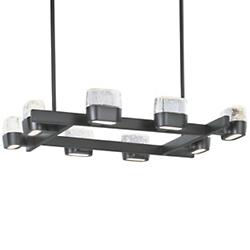 Volt LED 8-Light Linear Chandelier