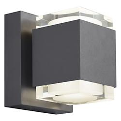 Voto 6 Outdoor LED Wall Sconce