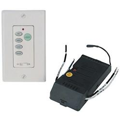 WCI-100 Wall Control with Receiver (White) - OPEN BOX RETURN