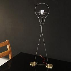 Walking Bulb LED Table Lamp