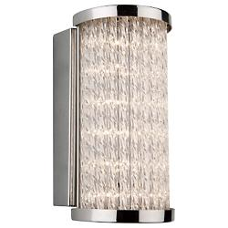 Waterfall LED Bath Wall Sconce