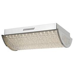 Waterfall LED Flushmount