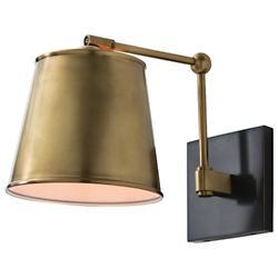 Watson Wall Sconce (Antique Brass) - OPEN BOX RETURN