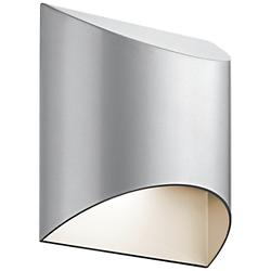 Wesly LED Outdoor Wall Sconce