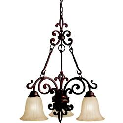 Wilton 3-Light Chandelier