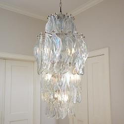 Winged Chandelier