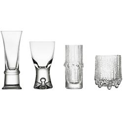 Wirkkala Decades Cordial Set of 4 Glasses