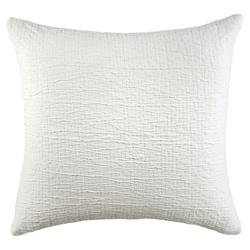 Woodgrain Matelasse Decorative Pillow