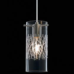 Woods Glass Mini Pendant