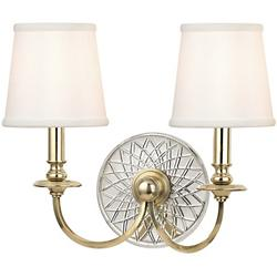 Yates 2-Light Wall Sconce