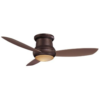 Concept II Wet 52 in. Flush Ceiling Fan