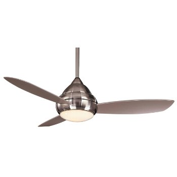 Concept I Wet 52 in. Ceiling Fan with Optional Light