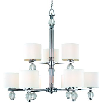 Bentley 9-Light Chandelier