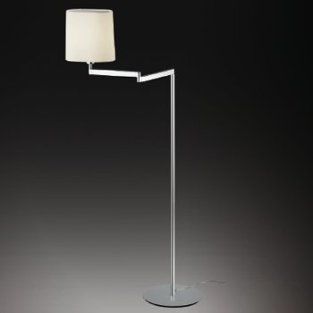 Swing with Shade Floor Lamp