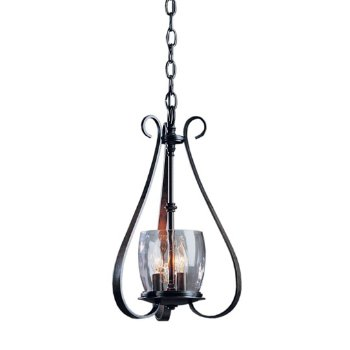 Sweeping Taper Three Arms And Candle Cluster Chandelier