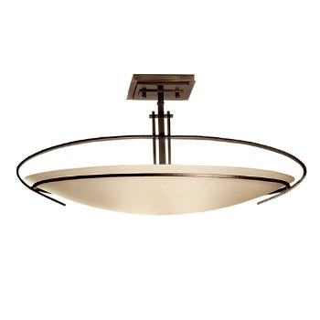 Mackintosh Semi-Flushmount-Oval