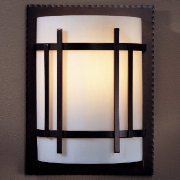 Extended Cage Wall Sconce