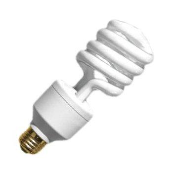23W 120V T3 E26 Spiral CFL Bulb