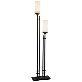 Metra Twin Buffet Lamp