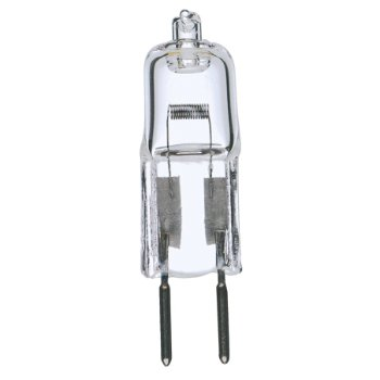 5W 12V T3 G4 Halogen Clear Bulb