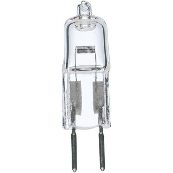 35W 12V T4 GY6.35 Halogen Clear Bulb