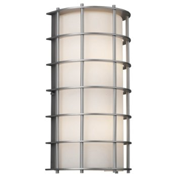 Hollywood Hills Outdoor Flush Wall Sconce