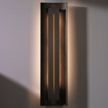 Gallery Wall Sconce with Wave-Direct Wire