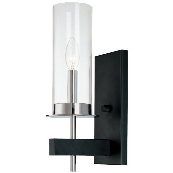 Tuxedo Single Wall Sconce