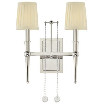 Laurel Double Wall Sconce