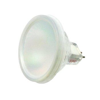 35w 12v mr16 gu5 3 frostline halogen frosted bulb by ushio at. Black Bedroom Furniture Sets. Home Design Ideas