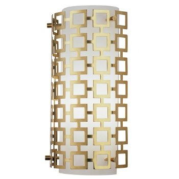 Parker Half Round Wall Sconce