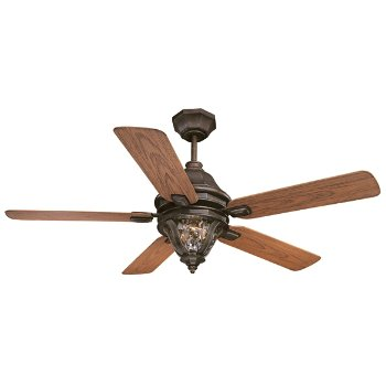 Monticello Outdoor Ceiling Fan