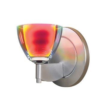 Rainbow I Round Wall Sconce