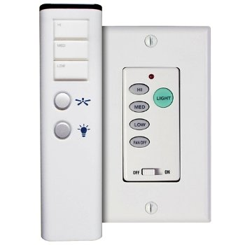 Wall Control with Handset