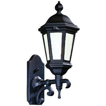 Verona Outdoor Wall Sconce-Fluorescent