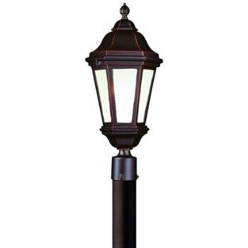 Verona Outdoor Postmount-Fluorescent