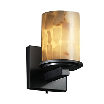 Alabaster Rocks! Dakota Wall Sconce