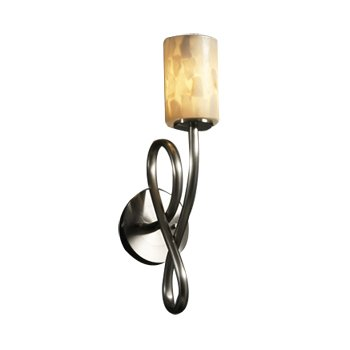 Alabaster Rocks! Capellini Wall Sconce