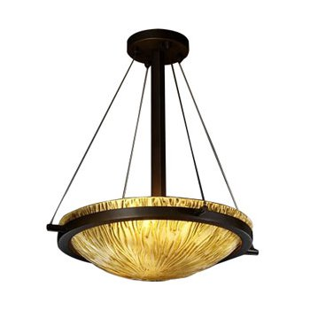 Veneto Luce Bowl Suspension with Ring