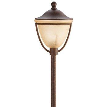 Round Lantern Path Light