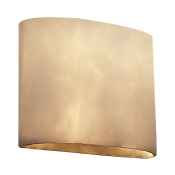 Clouds Oval Wall Sconce
