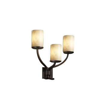 Clouds Sonoma 3-Light Wall Sconce