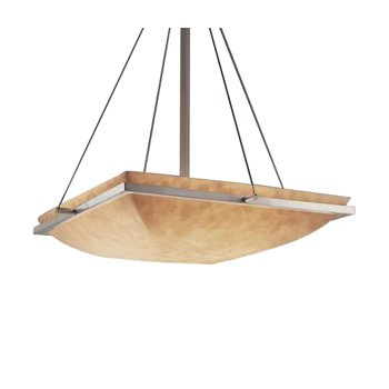 Clouds Square Bowl Suspension Small