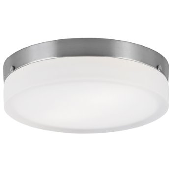 360 Round Flushmount- Fluorescent