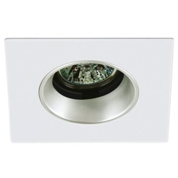 T3145W Wall Washer, Adjustable, Square Trim