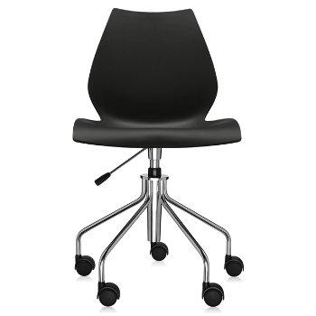 Maui Swivel Chair Height-Adjustable