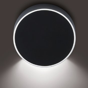 Alpha Round Wall Sconce