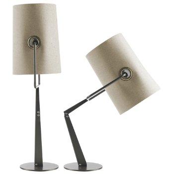 Fork Adjustable Table Task Lamp
